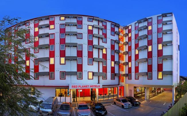 Red Planet Pattaya (ex. Tune Hotel Pattaya)