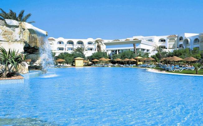 Shell Beach Hotel & Spa (ex. Tunisia Lodge)