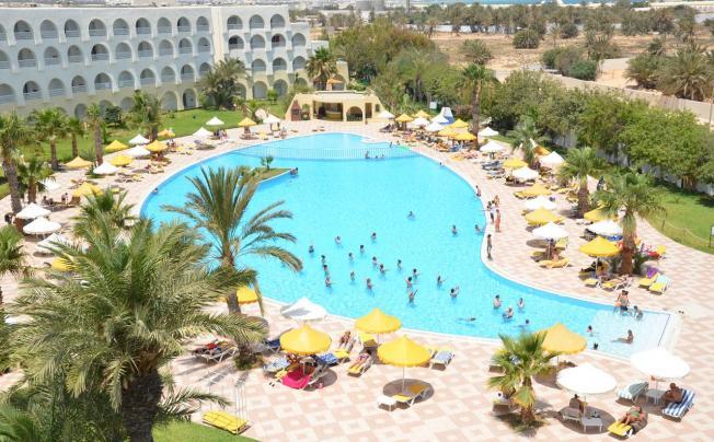 Sidi Mansour Resort & Spa (ex. Royal First Sidi Mansour; Djerba Playa Club Hotel)