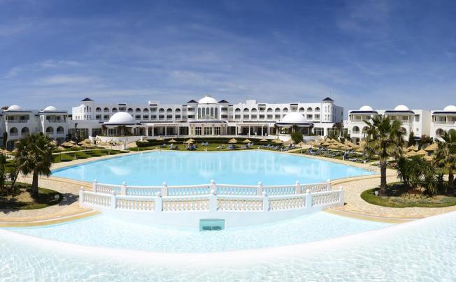 Golden Tulip Taj Sultan Resort (ex. Vincci Taj Sultan)