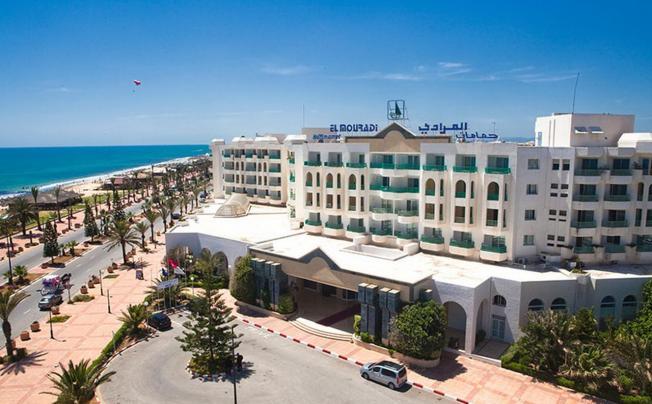 El Mouradi Hammamet Thalasso & Spa