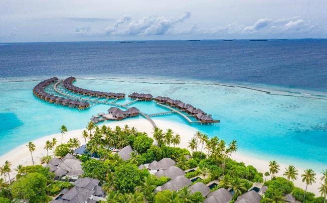 Отель The Sun Siyam Iru Fushi Maldives (ex. Iru Fushi Beach Resort & Spa; Hilton Maldives Iru Fushi)