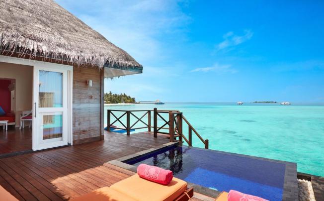 Отель Sun Aqua Vilu Reef Maldives (ex. Vilu Reef Beach & Spa Resort)