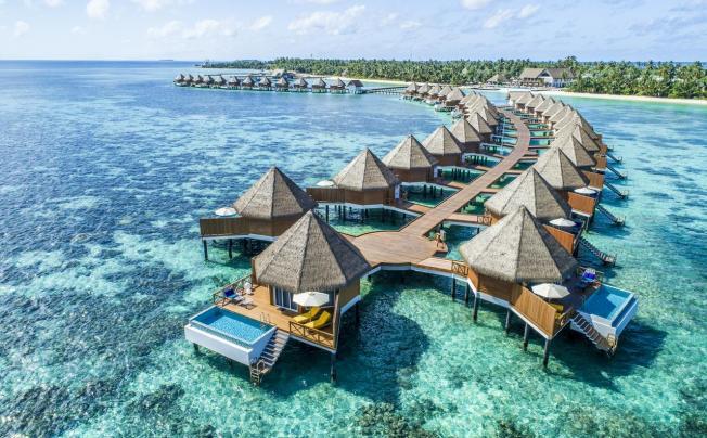 Mercure Kooddoo Resort Maldives