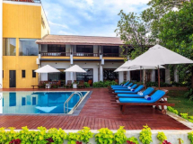 Amagi Aria - Negombo's Hidden Secret (ex. Amagi Lagoon Resort & Spa) 4*