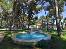 Отель Apartments Galijot Plava Laguna