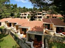 Отель Apartments Bellevue Studio Apartments Plava Laguna