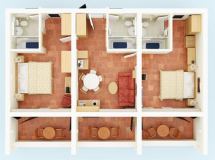 Apartments Bellevue Studio Apartments Plava Laguna 2019