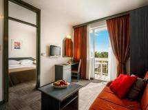 Отель Aminess Laguna Hotel