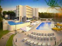 Отель Adria Hotel Biograd Na Moru