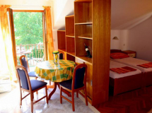 Отель Bulic Apartments