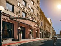 Отель Best Western Premier Hotel Astoria