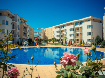 Nessebar Fort Club Apartment 3*