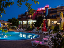 Sunny Hotel Sozopol 3*
