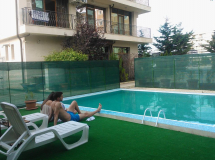 Black Sea Hotel (cherno More Sunny Beach)