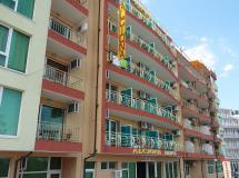 Alciona Beach Hotel 3*