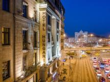 Hotel Hungaria City Center (ex. Hungaria Best Western) 4*