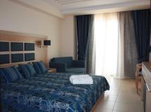 Отель Aegean Blue Hotel Nea Kallikrateia