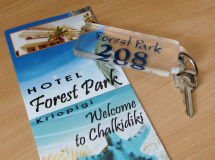 Отель Forest Park Hotel
