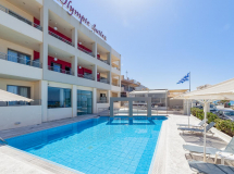 Olympic Suites Hotel Apartments (ex. Olympic Ii) 4*