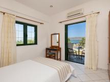 Отель Mesogios Beach Apartments