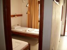 Отель Kato Stalos Beach Hotel