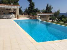Villa Dina In Nea Skioni 2019