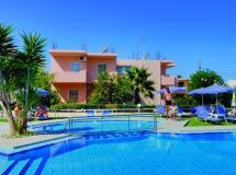 Alexandros Apartments Agia Marina  3*