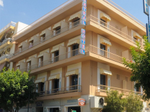 Central Hotel (ex. Isthmia Central Hotel) 3*