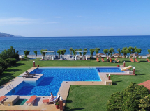 Отель Arion Hotel Kolymvari