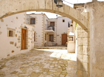 Vafes Traditional Stone Houses