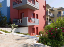Elia Hotel Apartments (ex. Kritikos Asteras) 3*