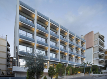 Blue Sea Hotel Alimos 2019