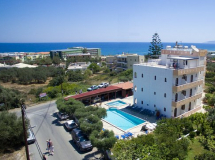 Krits Hotel Apartments (ex. Konstantinos House Apartments) 3*