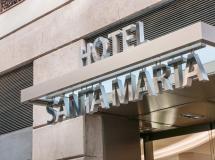 Santa Marta Hotel Barcelona 2*