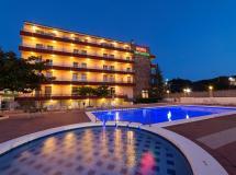 Continental Hotel Tossa 3*