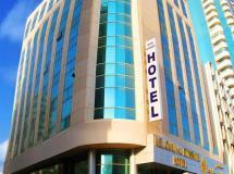 Nejoum Al Emarat (ex. Sahara Hotel) 3*