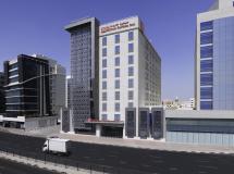 Hilton Garden Inn Dubai Al Muraqabat  4*