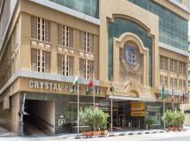 Crystal Plaza Hotel   2*