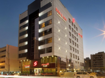 Lotus Grand Hotel (ex. Sun & Sky Al Rigga Hotel) 4*