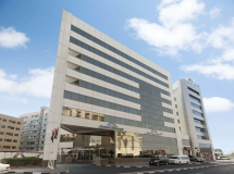 Howard Johnson Hotel Bur Dubai (ex. Highland Hotel; Arif Castle) 3*