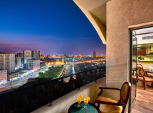 Tulip Inn Sharjah Apartment 4*