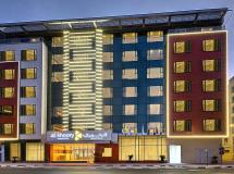 Al Khoory Atrium Hotel 4*