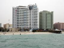 Ramada Beach Hotel Ajman (ex. Landmark Suites Ajman; Coral Suites) 4*