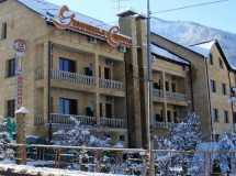 Утомленные Солнцем Отель 3*