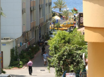 Отель Bayram Apart Hotel