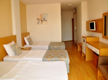 Отель Blue Fish Hotel