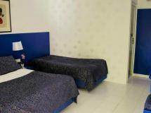 Blue & White Hotel 2020