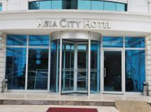 Asia City Hotel Istanbul 2020
