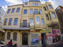 Historial Hotel  3*